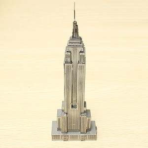 Металлический конструктор 'Empire State Building'