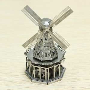 Металлический конструктор 'Мельница'