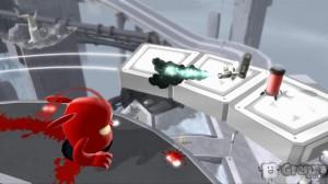 скриншот De Blob 2 Move 3D PS3 #6