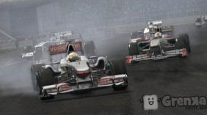 скриншот F1 2011 PS Vita #6