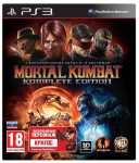 игра Mortal Kombat: Komplete Edition PS3