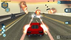 скриншот Spy Hunter PS Vita #5