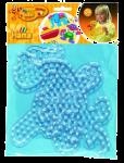 Набор для творчества Hama 'Поля для Maxi' (мальчик и девочка)