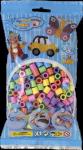 Набор для творчества Hama 'Цветные бусины' (6 цветов)