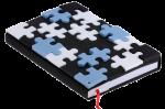 Блокнот-трансформер 'Пазлы'