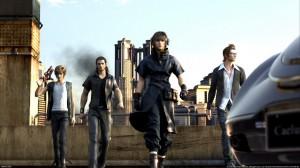 скриншот Final Fantasy XV PS4 #6