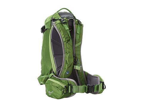 Рюкзак osprey kode 22 nitro green s/m ежик-рюкзак музыкальный