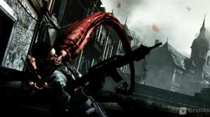 скриншот Resident Evil 6 PS 4 #7