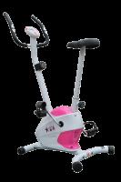 Велотренажер SS-778D (розовый)