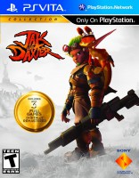 игра Jak & Daxter Collection PS Vita