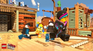 скриншот LEGO Movie Videogame PS4 #7