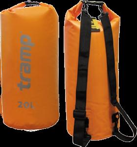 Гермомешок Tramp PVC 20 оранжевый