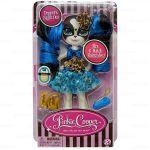 Набор одежды для куклы 'Голубое платье'