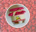 Подарок Малиновый конфитюр с апельсином и вермутом