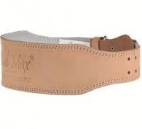 Пояс кожаный 'Mad Max MFB 246' (XL) Beige