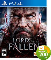 игра Lords of the Fallen Limited Edition PS4
