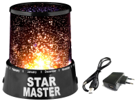 Подарок Проектор звездного неба UFT Star Master