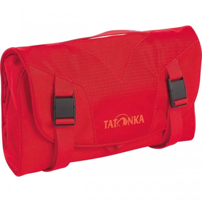 Купить Сумка для туалетных принадлежностей Tatonka Small Travelcare red