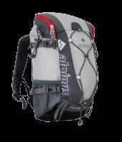 Рюкзак Alpinus Climbing 12 черно-серый