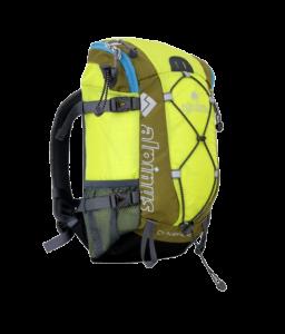 Рюкзак Alpinus Climbing 12 желто-коричневый