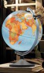 Рельєфний глобус 'Уранiо', діам. 300 мм