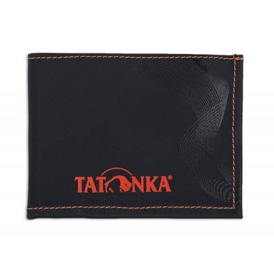 Кошелек Tatonka HY Coin  Wallet black/orange