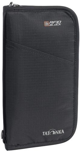 Купить Кошелек Tatonka Travel Zip L Rfid B black