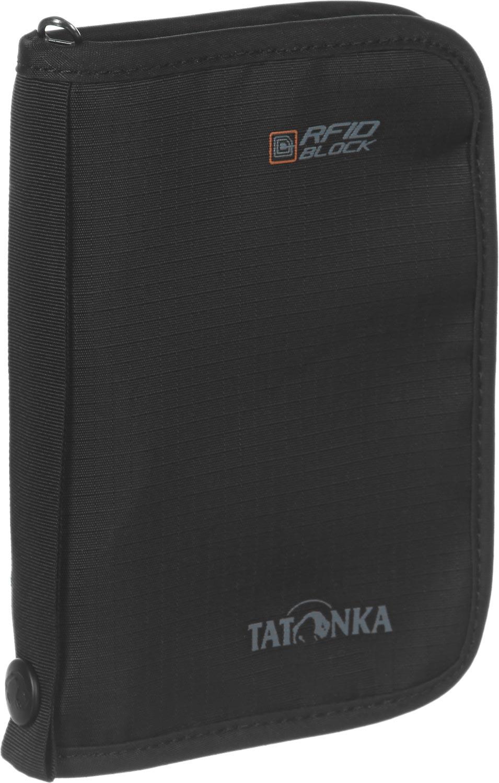 Купить Кошелек Tatonka Travel Zip M Rfid B black