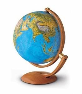 Рельєфний глобус Максімус, діам. 300 мм