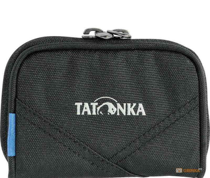 Купить Кошелек Tatonka Plain Wallet black