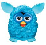 Подарок Сова Furby повторюшка (4 цвета)