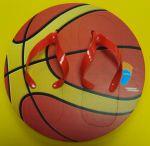 Подарок Тапки вьетнамки Баскетбольный Мяч (39 размер)