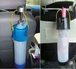 фото Автомобильный органайзер для зонта #2