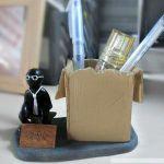 Подарок Коробка для мелочей вашего стола 'Кризис'