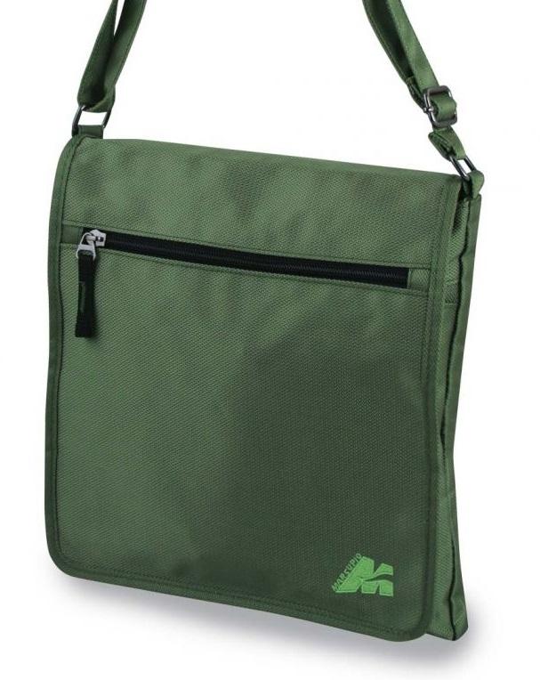 Купить Сумка Marsupio Avana зелёная