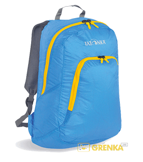 Рюкзак складной Tatonka Squeezy bright blue