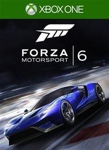 игра Forza Motorsport 6 Xbox One