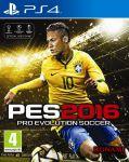 игра Pro Evolution Soccer 2016 PS4