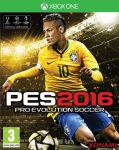 игра Pro Evolution Soccer 2016 Xbox One