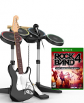 игра Rock Band 4 Band-in-a-Box Software Bundle - Xbox One