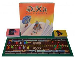 фото Настольная игра Dixit Odyssey (Диксит Одиссей) #2