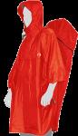 Накидка-пончо Tatonka Cape Man XS red