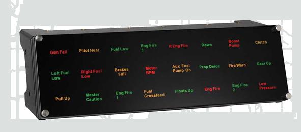 Купить Авиасимулятор Saitek Pro Flight Backlit Information Panel