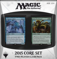 Настольная игра 'MtG: 2015 Clash Pack'