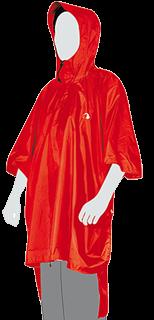 Купить Накидка-пончо Tatonka Poncho 3 XL-XXL red