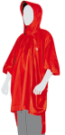 Накидка-пончо Tatonka Poncho 3 XL-XXL red
