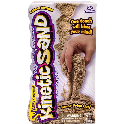 Купить Песок для творчества 'Kinetic Sand Original' (натуральный цвет), Wacky-Tivities