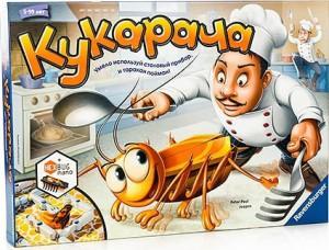Настольная игра 'Кукарача'