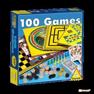 Набор настольных игр '100 в 1'