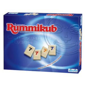 Настольная игра 'Руммикуб'